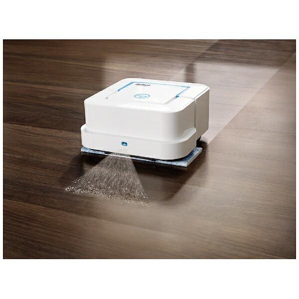 iRobotアイロボットB250060床ふきロボットブラーバジェット250(BraavaJet)[ロボット掃除機水拭き小型お掃除ロボット]