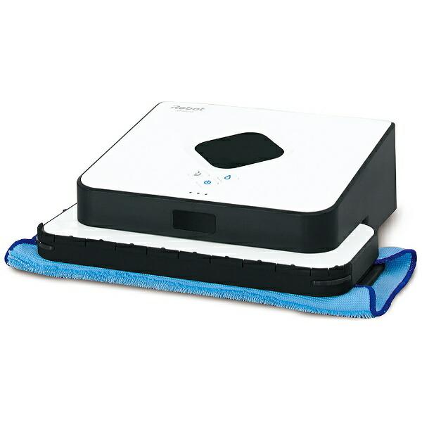 iRobotアイロボットB390060床ふきロボットブラーバ390j(Braava)〔390Jお掃除ロボットロボット掃除機水拭き〕