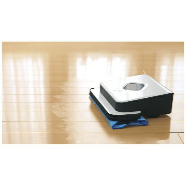 iRobotアイロボットB390060床ふきロボットブラーバ390j(Braava)[390J]〔ロボット掃除機水拭き〕