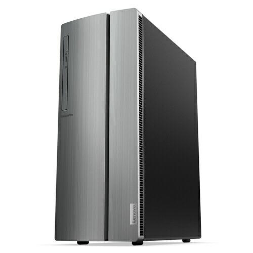 レノボジャパンLenovo90HU00EQJPゲーミングデスクトップパソコンideacentre510i5GTX1650Officeシルバー[モニター無し/intelCorei5/HDD:1TB/Optane:16GB/メモリ:8GB/2019年6月モデル][本体のみoffice付き新品windows1090HU00EQJP]