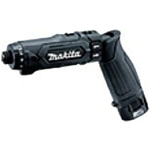 マキタMakita充電式ペンドライバドリル7.2V【本体のみ】DF012DZB黒