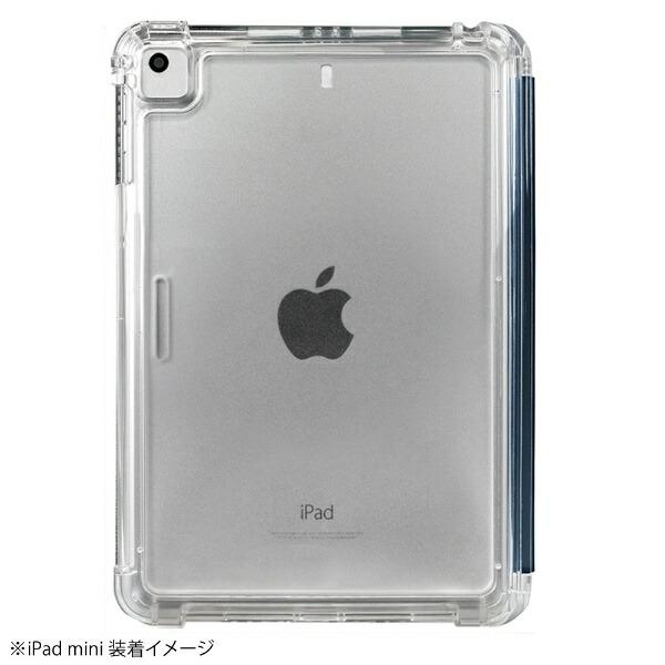 ナカバヤシNakabayashi【ケース】iPadmini2019用衝撃吸収ケースネイビー