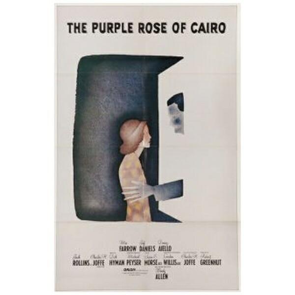 ポニーキャニオンPONYCANYONカイロの紫のバラ<HDニューマスター・エディション>【ブルーレイ】