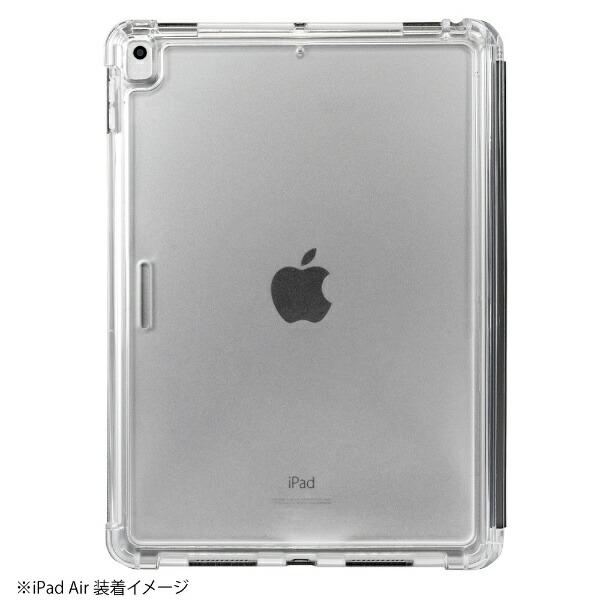 ナカバヤシNakabayashi【ケース】iPadAir2019用衝撃吸収ケースブラック