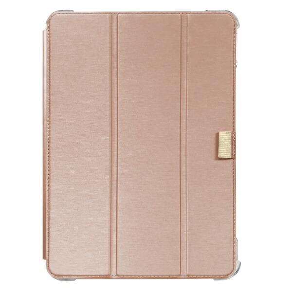 ナカバヤシNakabayashi【ケース】iPadAir2019用衝撃吸収ケースピンク