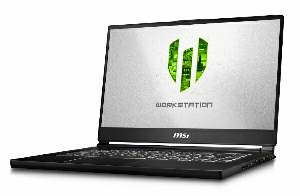 MSIエムエスアイWS65-9TJ-002JPゲーミングノートパソコン[WS659TJ002JP]