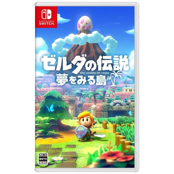 任天堂Nintendoゼルダの伝説夢をみる島通常版【Switch】