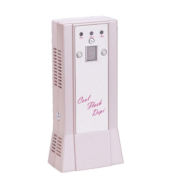 オムニOMNI光美容器クールフラッシュデピYMO-94RDパールピンク[YMO94RD]【ribi_rb】