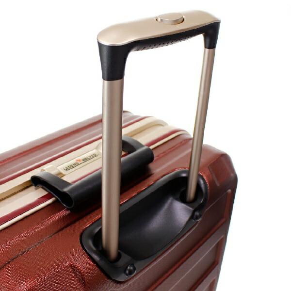レジェンドウォーカーLEGENDWALKERシボ加工スーツケース61Lシャンパンゴールド5088-60-CGD[TSAロック搭載]