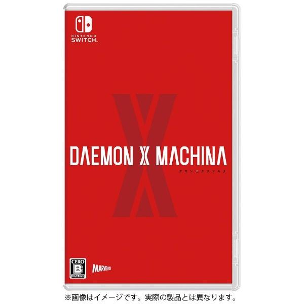 マーベラスMarvelousDAEMONXMACHINA【Switch】【代金引換配送不可】
