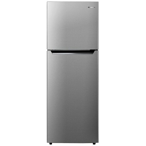 ハイセンスHisense《基本設置料金セット》冷蔵庫ダークシルバーHR-B2302[2ドア/右開きタイプ/227L][冷蔵庫大型HRB2302]【zero_emi】