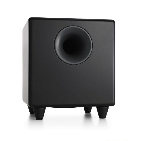 AudioengineオーディオエンジンS8パワードサブウーファー(カラー:サテン・ブラックペイント)サテン・ブラックペイント[S8B]
