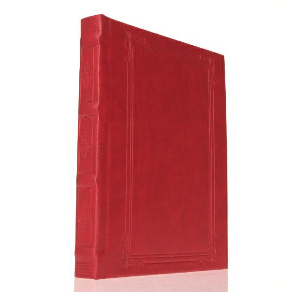 エツミETSUMIE5560フォトアルバムエポカクラシックL80レッド