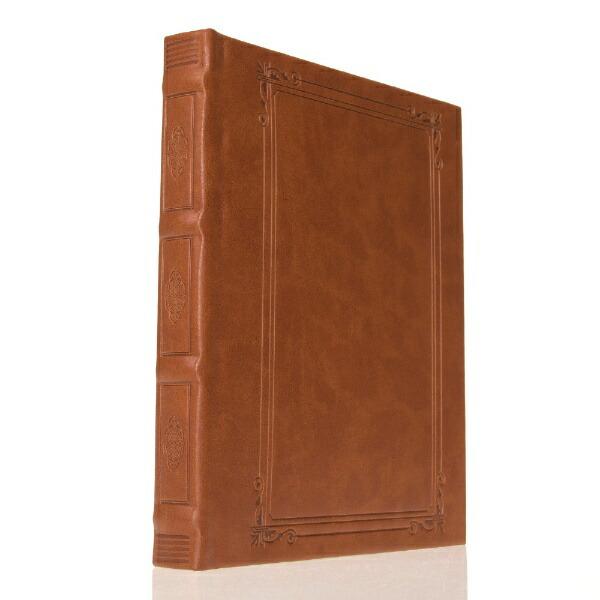 エツミETSUMIE5561フォトアルバムエポカクラシックL80ブラウン