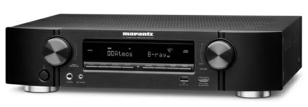 マランツMarantzNR1710/FBAVアンプmarantzブラック[ハイレゾ対応/Bluetooth対応/Wi-Fi対応/ワイドFM対応/7.2ch/DolbyAtmos対応][NR1710FB]