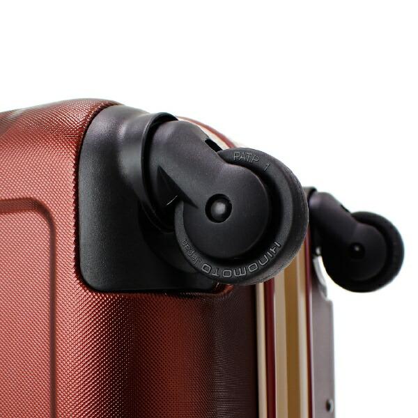 レジェンドウォーカーLEGENDWALKERシボ加工スーツケース85Lシャンパンゴールド5088-68-CGD[TSAロック搭載]