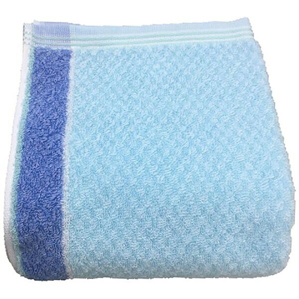 西川NISHIKAWA西川今治スリムバスタオルふっくら長持ちミックスカラー(34×120cm/ブルー/今治産)