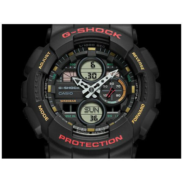 カシオCASIOG-SHOCK(Gショック)GA-140GA-140-1A4JF