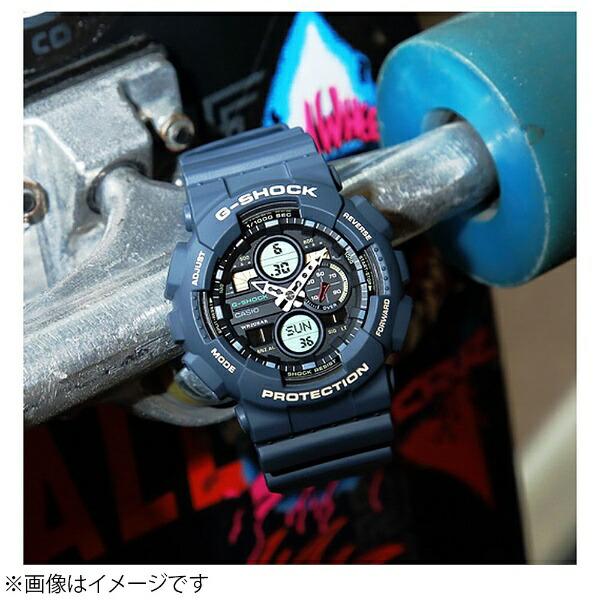 カシオCASIOG-SHOCK(Gショック)GA-140GA-140-2AJF【point_rb】