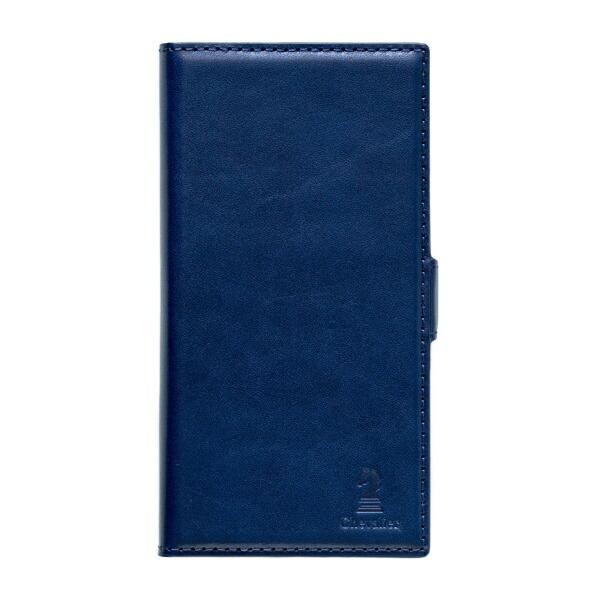 ナチュラルデザインNATURALdesigniPhone8/7/6s/6専用本革手帳型ケースChevalierNAVYiP7-CHE04
