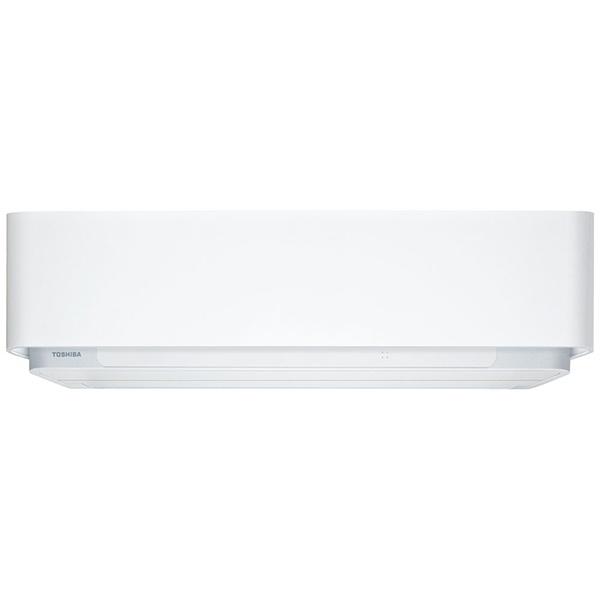 東芝TOSHIBAエアコン10畳RAS-286DRNE-Wエアコン2019年暖太郎DRNEシリーズ[寒冷地仕様]グランホワイト[おもに10畳用/200V][RAS286DRNE+RAS286ADR]【zero_emi】