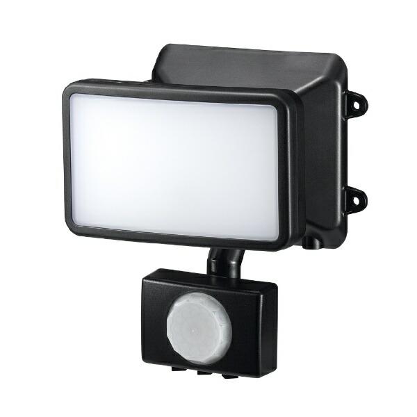 ヤザワYAZAWAAC式6WLEDセンサーライト1灯