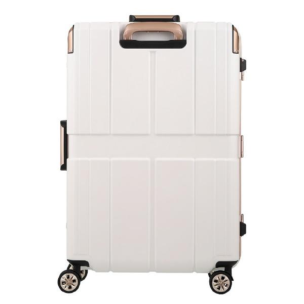 レジェンドウォーカーLEGENDWALKERスーツケース75LSHIELD2(シールド2)ホワイト6027-60-WH[TSAロック搭載]