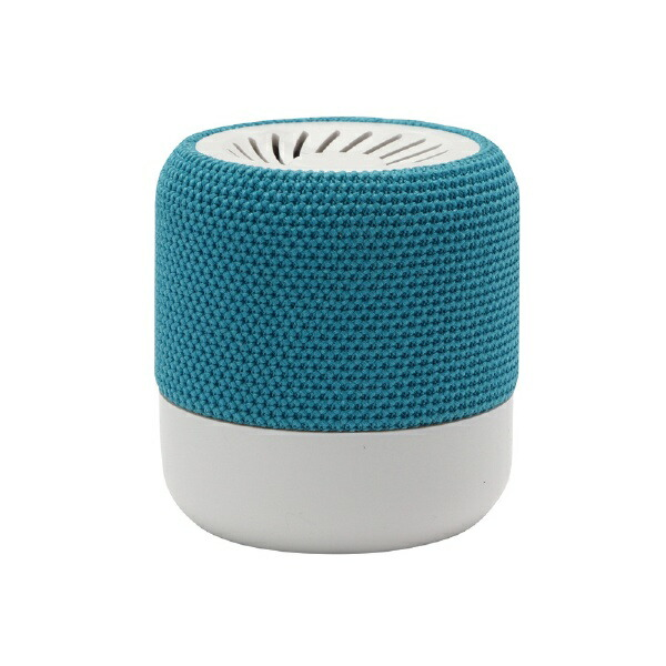 有限会社フロントフィールドKIWIQ1ブルートゥーススピーカーターコイズブルー[Bluetooth対応][TWS完全ワイヤレス対応](ステレオサウンド対応)KIWI_Q1_BLUE[KWQ1-TBL]