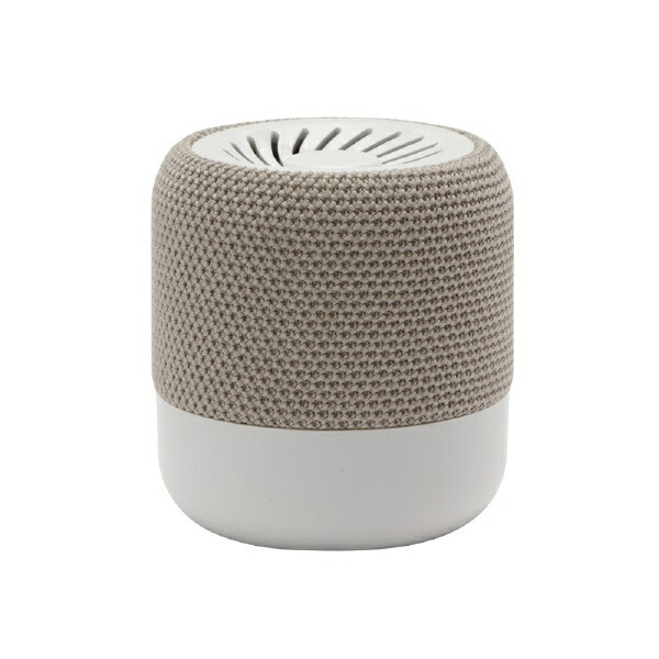 フロントフィールドFrontFieldブルートゥーススピーカーKWQ1-AGRアッシュグレー[Bluetooth対応][KIWI_Q1_GRAY]