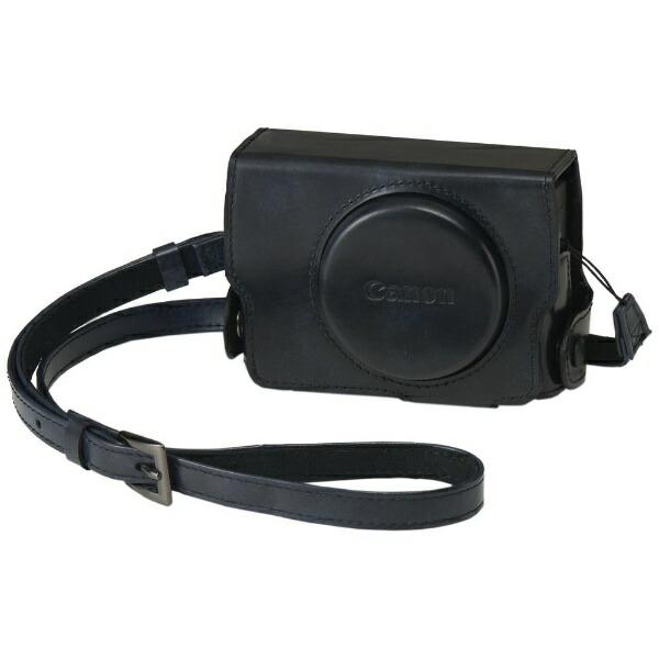 キヤノンCANONソフトケース(PowerShotG7XMarkIII専用)CSC-G12(BK)ブラック