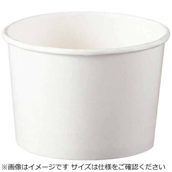 水野産業MizunoSangyoアイス&スープカップ8オンス(50個入)ホワイト<GUN0401>[GUN0401]