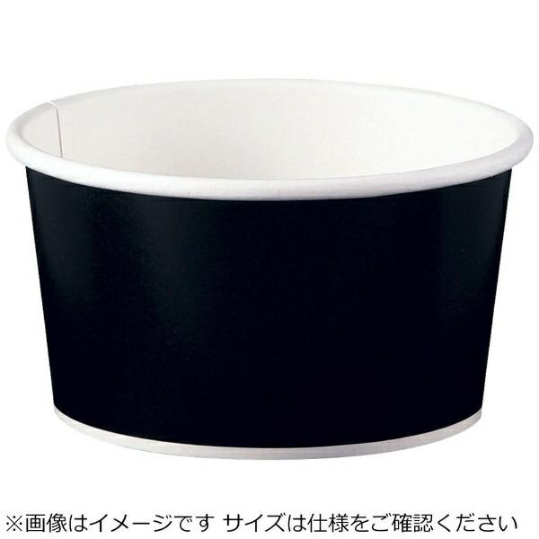 水野産業MizunoSangyoアイス&スープカップ8オンス(50個入)ブラック<GUN0402>[GUN0402]