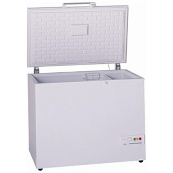 三ツ星貿易MitsuboshiBoeki《基本設置料金セット》MV-6282チェスト型冷凍庫Excellence(エクセレンス)[1ドア/上開き/282L][MV6282]