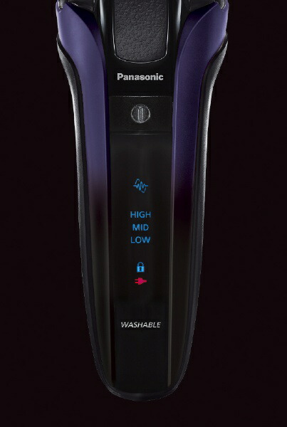 パナソニックPanasonicリニアシェーバーラムダッシュ5枚刃ES-CLV7E-A青[5枚刃/国内・海外対応][電気シェーバー男性髭剃りヒゲソリESCLV7EA]