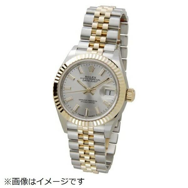 ロレックスROLEXレディース腕時計デイトジャスト28シルバー279173[並行輸入品]