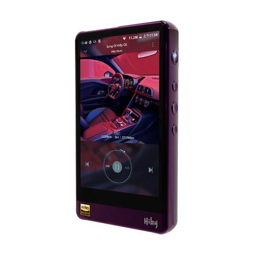 HiByハイビーデジタルオーディオプレーヤーパープルR6Pro[32GB/ハイレゾ対応][R6PROPURPLE]