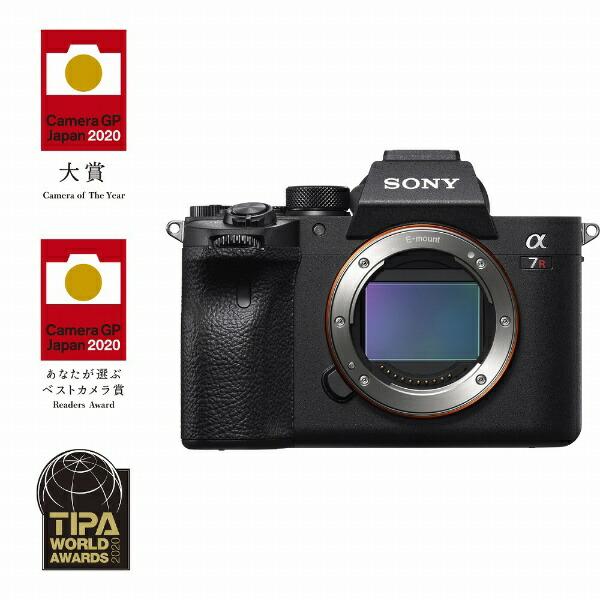 ソニーSONYα7RIV【ボディ(レンズ別売)】ILCE-7RM4/ミラーレス一眼カメラ[ボディ単体][ILCE7RM4]