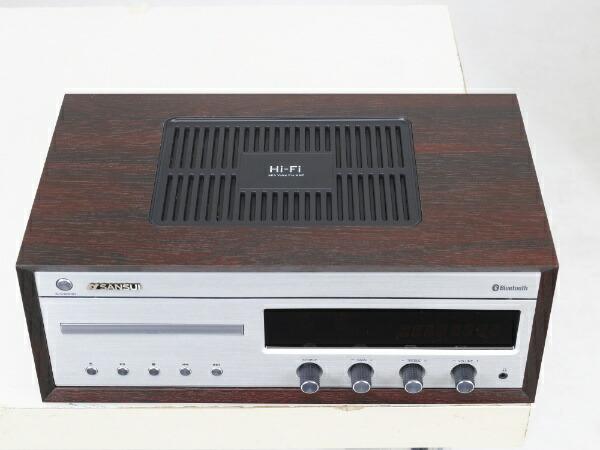 ドウシシャDOSHISHAミニコンポSMC-500BT[ワイドFM対応/Bluetooth対応][CDコンポ高音質SMC500BT]