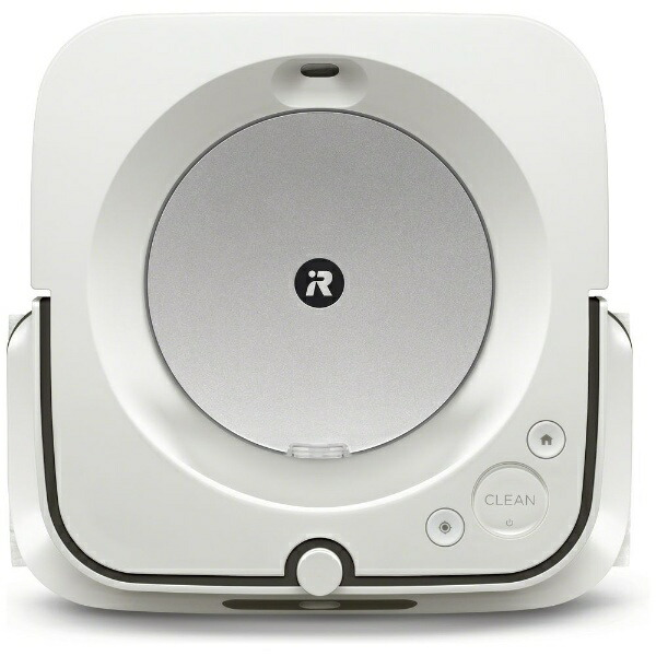 iRobotアイロボット床拭きロボットブラーバジェットm6(BraavaJet)m613860ホワイト[お掃除ロボットロボット掃除機水拭き]