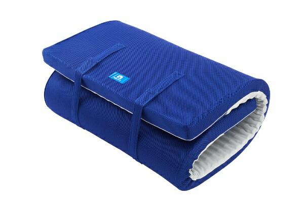 西川NISHIKAWA西川横寝ケアマットレスシングルサイズ(8×97×195cm/ブルー)HC09008001HC09008001ブルー