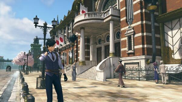 セガSEGA新サクラ大戦通常版【PS4】