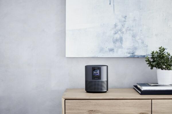 BOSEボーズスマートスピーカーBOSEHomeSpeaker500TripleBlack[Bluetooth対応/Wi-Fi対応][ボーズスマートスピーカー][HOMESPEAKER500BLK]