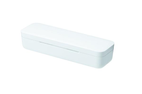 パナソニックPanasonic電動歯ブラシDoltz(ドルツ)シルバーEW-CDP53-S[音波・超音波式/AC100V-240V][EWCDP53S]【ribi_rb】