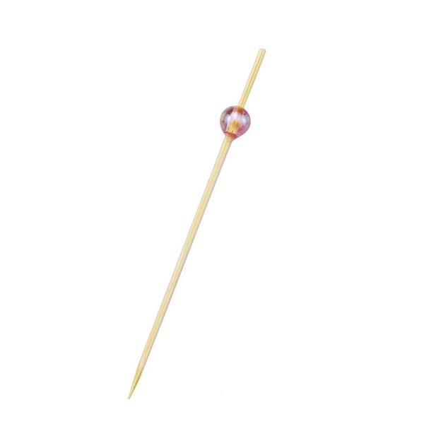 神堂Shindohビーズピックス7cm50本入ピンク<QPT2903>[QPT2903]