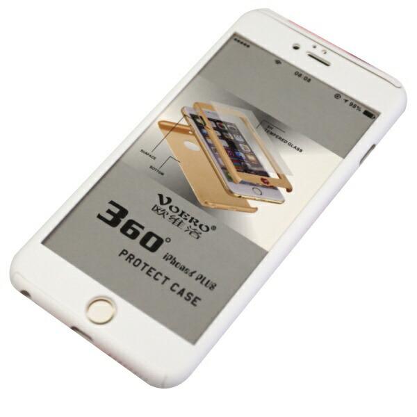 JESTTAXiPhone6/6sPlusクリア両面ケースガラスフィルム付