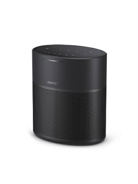 BOSEボーズHOMESPEAKER300BLKスマートスピーカーBoseHomespeaker300TripleBlack[Bluetooth対応/Wi-Fi対応][ボーズスマートスピーカートリプルブラック]
