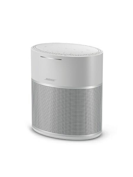 BOSEボーズスマートスピーカーBoseHomespeaker300LuxeSilver[Bluetooth対応/Wi-Fi対応][BOSEボーズbluetoothスピーカー]