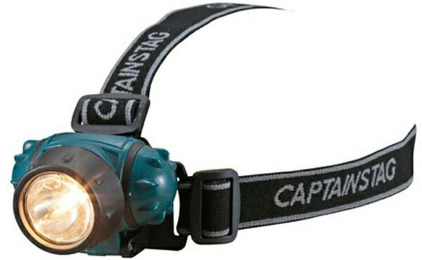 キャプテンスタッグCAPTAINSTAGNEWフォグ3LED+1XenonヘッドライトUK-4021