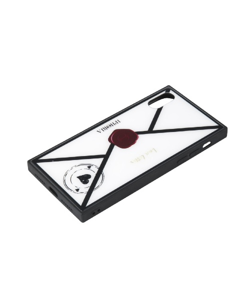 IPHORIAアイフォリアHideAwayLetterWhiteforiPhoneX/XSハイドアウェイレターホワイト16341
