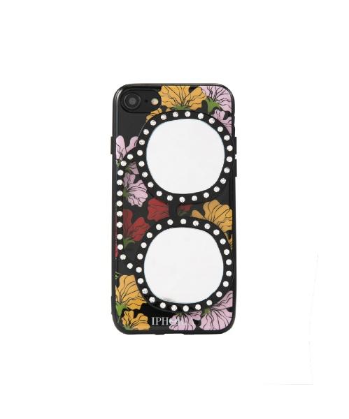 IPHORIAアイフォリアFloralLoveWithGlassesforiPhoneSE(第2世代)/7/8対応フローラルラヴウィズグラッシーズ16233